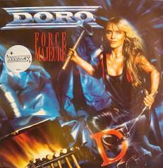 Виниловая пластинка Doro - Force majeure /G/