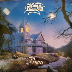 Виниловая пластинка King Diamond - Them /NL/
