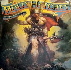 Виниловая пластинка Molly Hatchet - Flirtin with Disaster /NL/