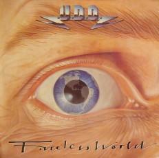 Виниловая пластинка UDO - Faceless world /G/