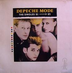 Depeche Mode - Singels 81-85