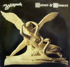 Виниловая пластинка Whitesnake - Saints & sinners /G/ insert