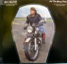 Виниловая пластинка Bruce Dickinson - Au the yong dudesEn/