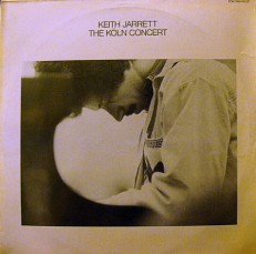 Keith Jarrett - The Koln concert /G/ 2LP