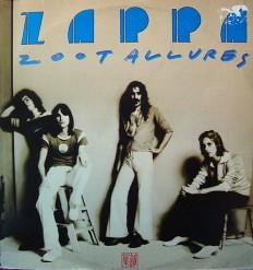 Виниловая пластинка Zappa - Zoot Allures /UK/