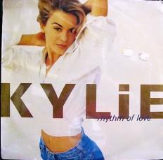 Виниловая пластинка Kylie Minogue - Rhytm of love /RSA/
