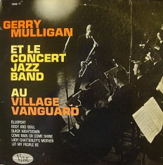 Виниловая пластинка Gerry Mulligan - Et le concert jazz band /Fr/
