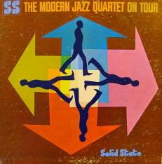 Modern Jazz Quartet - On tour /US/