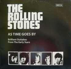Виниловая пластинка Rolling Stones - As time goes by /Danmark/