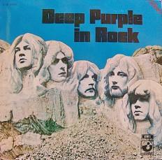 Виниловая пластинка Deep Purple - In rock /NL/