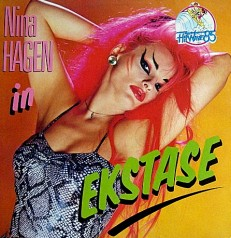 Виниловая пластинка Nina Hagen - Nina in ekstase /NL/