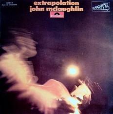 Виниловая пластинка John Mclaughlin - Extrapolation /Fr/
