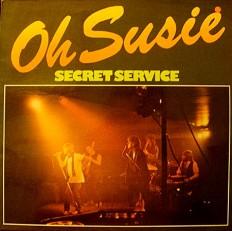 Виниловая пластинка Secret Service - Oh Suzie /G/