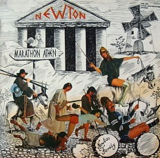 Виниловая пластинка Neoton Familia - Marathon /Hu/