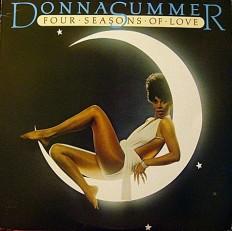 Виниловая пластинка Donna Summer - Four seasons of love /US/