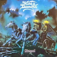 Виниловая пластинка King Diamond - Abigail /G/2lp