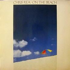 Виниловая пластинка Chris Rea - On the beach /G/