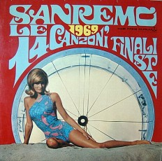 Виниловая пластинка San Remo 1969 - 14 canzoni finaliste /It/