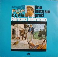 Виниловая пластинка Adriano Celentano - Una festa sui prati /G/
