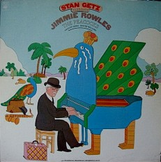 Виниловая пластинка Stan Getz - The peacocks /NL/