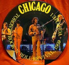 Виниловая пластинка Chicago - Toronto 1969 /En/