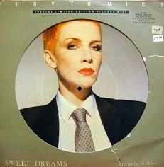 Виниловая пластинка Eurythmics - Sweet dreams /