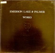 Виниловая пластинка ELP - Works /G/- 2LP