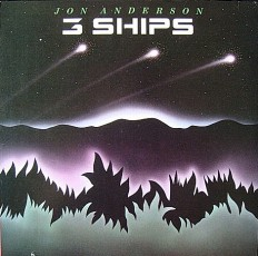 Виниловая пластинка Jon Anderson - 3ships /US/