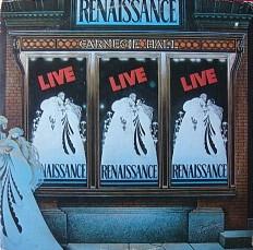 Виниловая пластинка Renaissance - Live /US/ 2LP