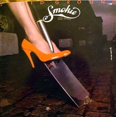 Виниловая пластинка Smokie - Solid ground /NL/
