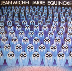 Виниловая пластинка Jean Michel Jarre - Equinoxe /Fr/
