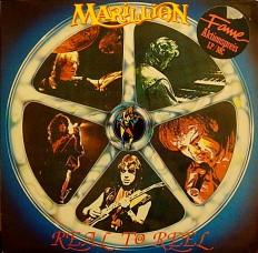 Виниловая пластинка Marillion - Real to reel /NL/