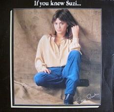 Виниловая пластинка Suzi Quatro - If you knew Suzi /G/