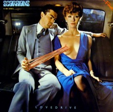 Scorpions - Lovedrive /G/