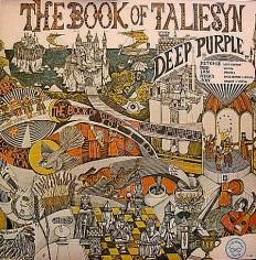 Виниловая пластинка Deep Purple - The book of Taliesin /Ca-US/