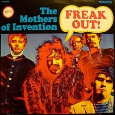 Виниловая пластинка Zappa - Freak out! /G/