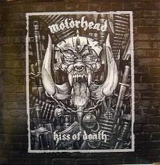 Виниловая пластинка Motorhead - Kiss of death /G/