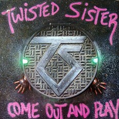 Виниловая пластинка Twisted Sister - Come out  and ray /G/