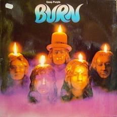 Виниловая пластинка Deep Purple - Burn /G/ A1/B1