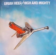 Виниловая пластинка Uriah Heep - High and mighty /G/