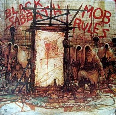 Виниловая пластинка Black Sabbath - Mob rules /US/