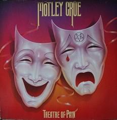 Виниловая пластинка Motley Crue - Theatre of pain /G/