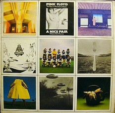 Виниловая пластинка Pink Floyd - A nice pair /G/ 2lp