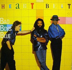 Виниловая пластинка Bad Boys Blue - Heart beat /G/