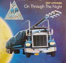 Виниловая пластинка Def Leppard - On trough the night /US/