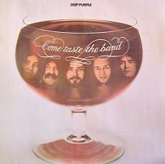 Виниловая пластинка Deep Purple - Come taste the band /G/ A2/B2