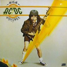 Виниловая пластинка AC/DC - High voltage /G/