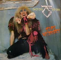 Виниловая пластинка Twisted Sister - Stay hungry /G/