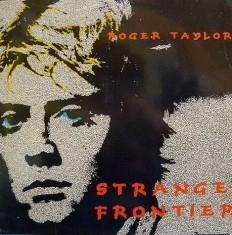 Виниловая пластинка Roger Taylor - Strange frontier /G/