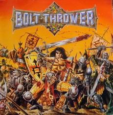Виниловая пластинка Bolt Thrower - Warmaster /En/